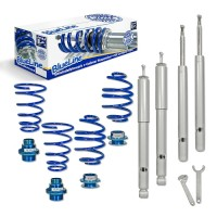 Kit Coilovers Jom BMW Série 3 E30 Cabrio 51mm 05.1986-5.1993