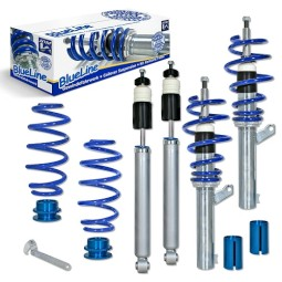 Kit Coilovers Jom Seat Leon 1P - Gasolina