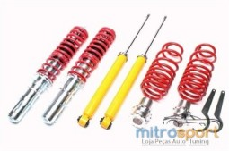 Kit Coilovers Ta-Technix Audi A3 8L de 96-03.